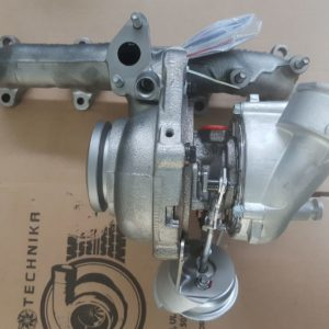 Turbosprężarka  Audi,VW,SEAT,SKODA, SILNIK BMM 2.0 TDI